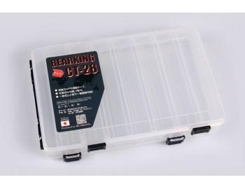 Коробка для воблеров двухсторонняя 27*17*5