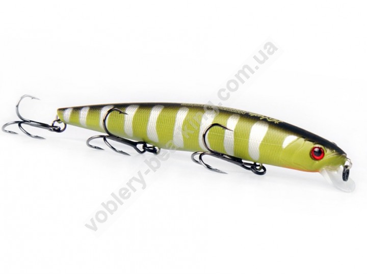 Bearking JungleCat 140SP цвет C Perch Minnow