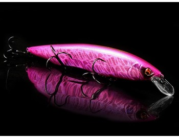 Bearking Kanata 160F цвет O Secret Pink Tiger