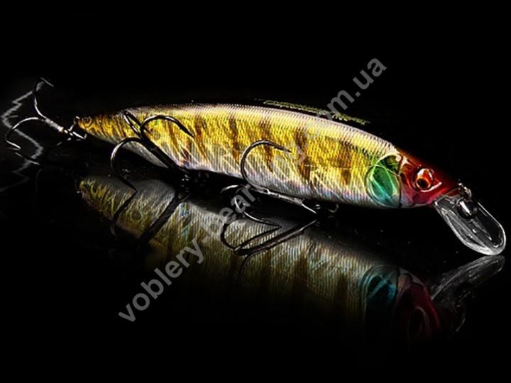 Bearking Kanata 160F цвет S Real Flash Gill